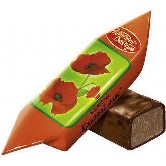 Красный Мак К/О шок.конфеты 250г*10