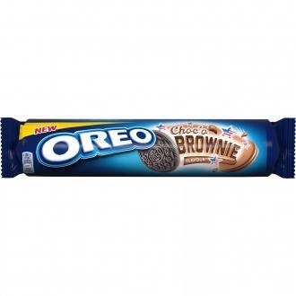 Орео печенье 154гр*16 Чоко Брауни
