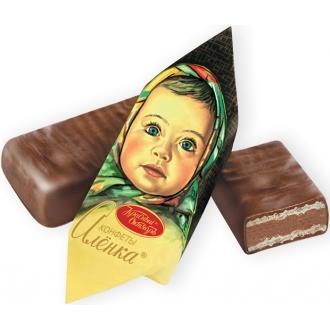 Алёнка К/О  шок.конфеты 250г*10