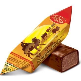 Кара-Кум К/О шок.конфеты 250г*12