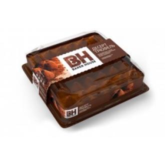 Торт бисквитный Baker House 500г*6 Трюфель