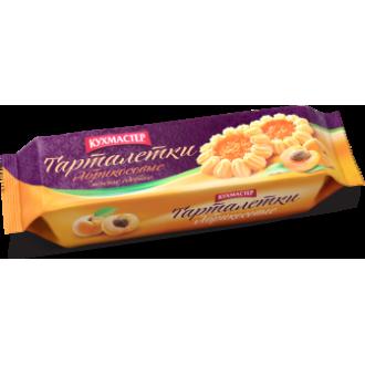 Печенье Кухмастер 'ТАРТАЛЕТКИ АБРИКОСОВЫ...
