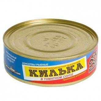 "Килька в томате ""КитБай"" 240г*..."