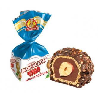 Маленькое Чудо шоколад  'Славянка '(1пак...
