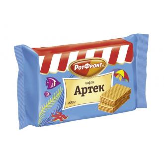 "Вафли""РотФронт""Артек 200г*20"