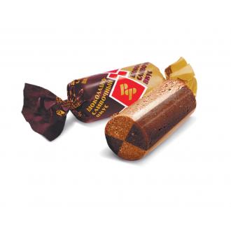 """Батончик """"РотФронт"""" шоколадно-слив. 4 кг конфета"""