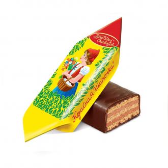 Красная шапочка 4 кг РФ шок.конфета