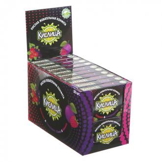 Жевательная конфета  'Кислица ' 18г*20*(...