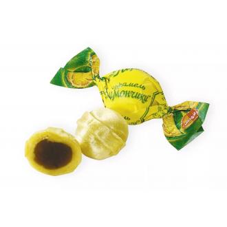 Лимончики 4кг РФ карамель