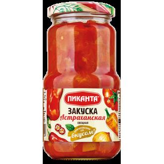 Закуска Астраханская с овощами Пиканта 5...