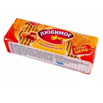 Печенье любимое с ванильным вкусом  'РФ ...