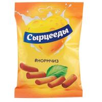 Сырцееды копчёный сыр 23г*40