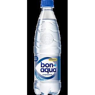 Бонаква 0,5л*24  газ