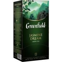 Гринфилд чай 25пак*2г*(10) Жасмин Дрим зеленый/жасмин