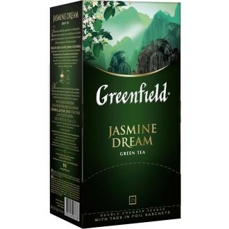 Гринфилд чай 25пак*2г*(10) Жасмин Дрим з...