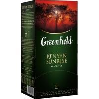 Гринфилд чай 25пак*2г*(10) Кения Санрайз черный/кенийский