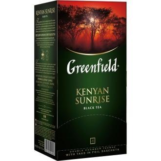 Гринфилд чай 25пак*2г*(10) Кения Санрайз...