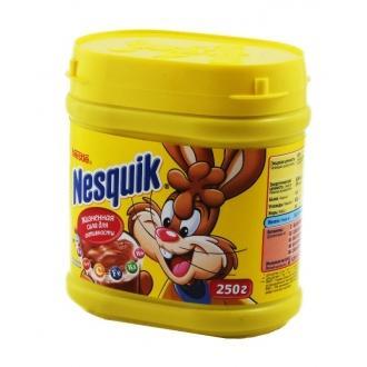 Несквик-Какао 250г*12  в пластиковой упа...