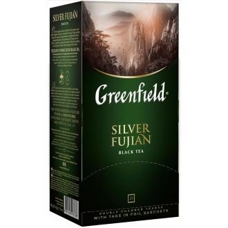 Гринфилд чай 25пак*2г*(10) Силвэр Фуцзян...