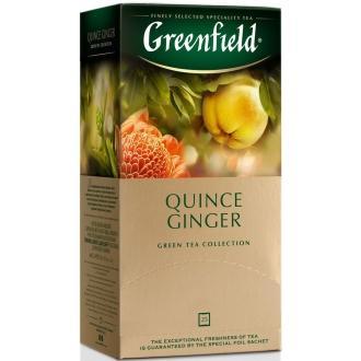 Гринфилд чай 25пак*2г*(10) Квинс Джиндже...