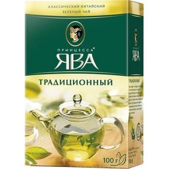 Принцесса чай Ява 100 г*15 Зеленый чай
