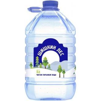 Вода питьевая 'Шишкин Лес ' 5,0л*2шт