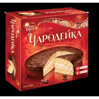 Торт 'Черемушки 'Чародейка 650г*6