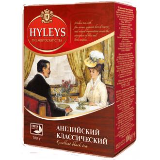 Хэйлис  чай черный 100г*20 Королевский к...