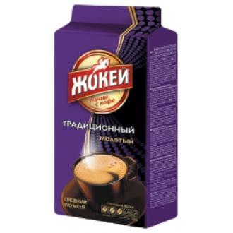 Жокей Традиционный - кофе молотый м/у  2...