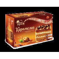Торт 'Черемушки 'Карамелия 400г*6