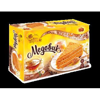 Торт 'Черемушки 'Медовик 380г*6