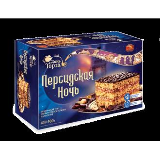 Торт 'Черемушки 'Персидская ночь 400г*6