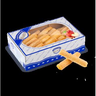 """Слоеный десерт лимоньерки с яблоком и корицей """"Полёт"""" 500г"""