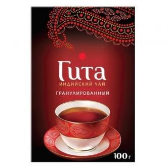 Принцесса чай Гита Медиум 100г*14 в гран...