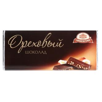 Ореховый шоколад 60гх25шт*(3бл)