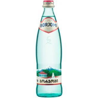 Боржоми мин.вода 0,5л*12 стекло