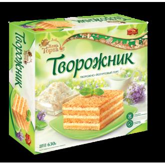 Торт 'Черемушки 'Творожник  630г*6