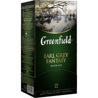 Гринфилд чай 25пак*2г*(10) Эрл Грей черный/бергамот
