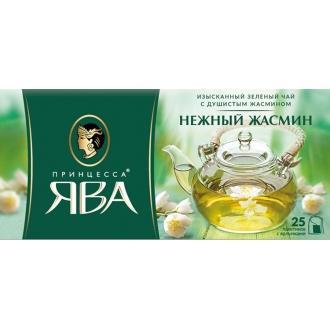 Принцесса  Ява Зеленый чай 25 пак*1,5 г*...
