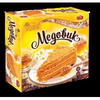 Торт 'Черемушки 'Медовик 630г*6