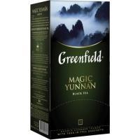 Гринфилд чай 25пак*2г*(10) Меджик Юньнан черный/китайский/высокогорный