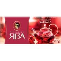 Принцесса  Ява Каркадэ чай 25 пак*1.5 г*(18)