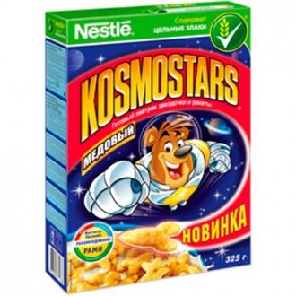 Космостарс 325г*10 Медовые звездочки