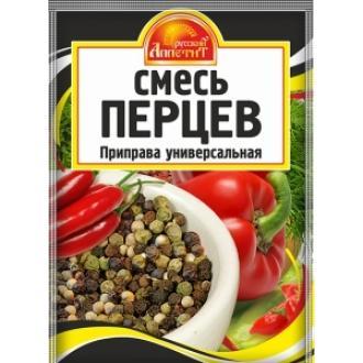 Приправа смесь Перцев  'Русский Аппетит ...