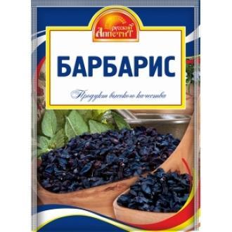 """Барбарис """"Русский Аппетит""""10гр*25"""