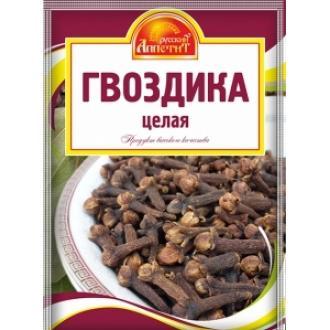 Гвоздика целая  'Русский Аппетит '10гр*25