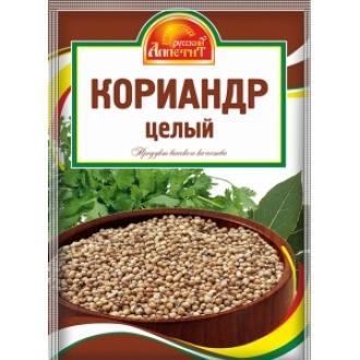 Кориандр целый  'Русский Аппетит '15гр*25