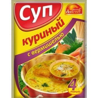 Суп Куриный с вермишелью  'Русский Аппет...