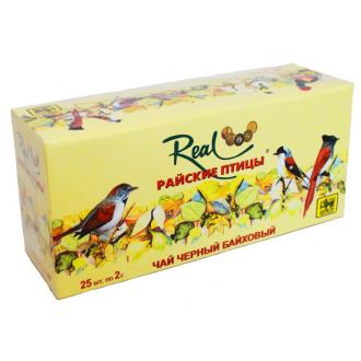 """Реал чай черный""""Райские птицы""""..."""