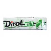 Дирол Белая WHITE Мята  13.6гх30*(24бл)